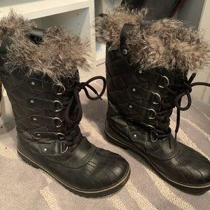 Sorel winter snow boots